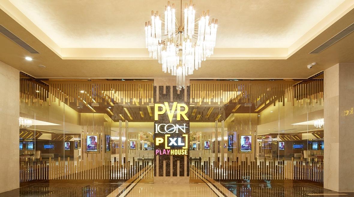 ivpartners glam up PVR ICON Cinemas at Oberoi Mall, Mumbai