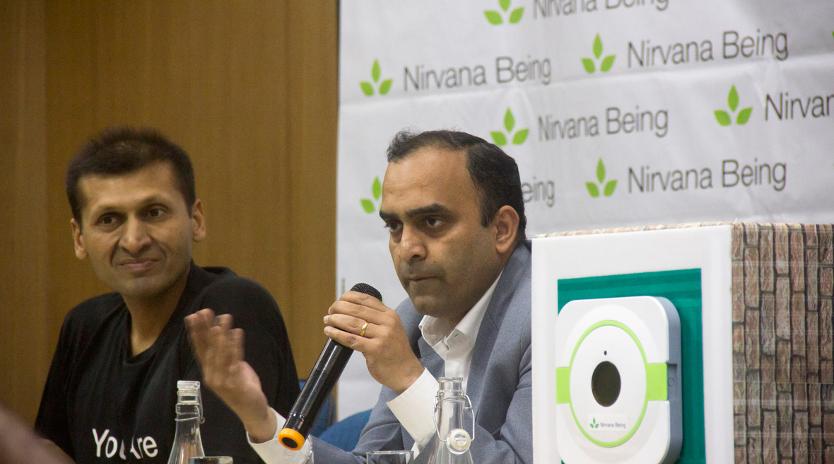 Nirvana Being launches Ventimax, India's first filterred fresh air solution