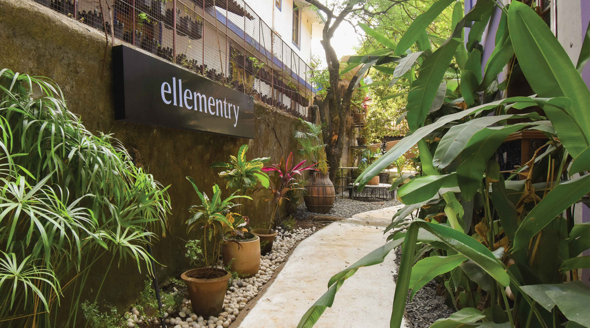 Ellementry launches its first store in the land of sun and sand