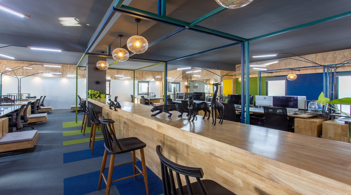 Project Array: a smart, quirky workplace that is worth checking out