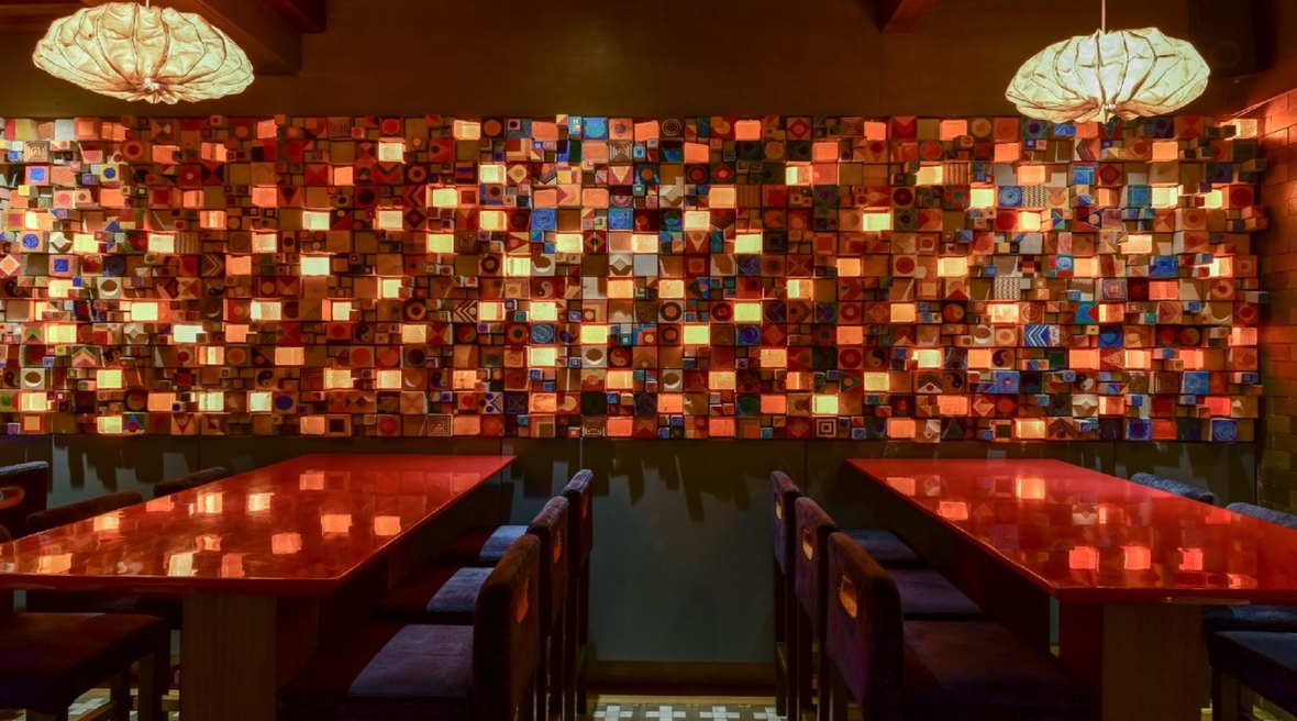 Enjoy the oriental flair of Koko Restaurant in Mumbai