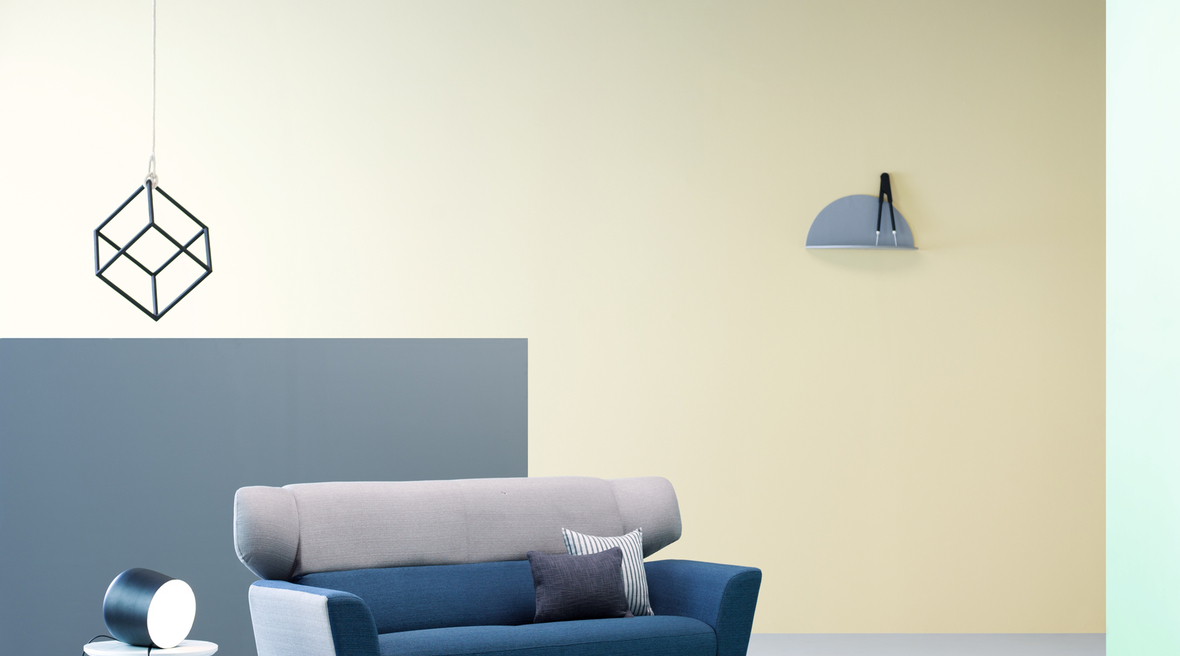 Script your space with Classic Blue, the Pantone Colour of the Year 2020