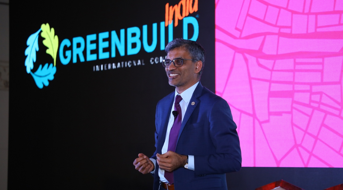 USGBC Greenbuild India held in Bengaluru