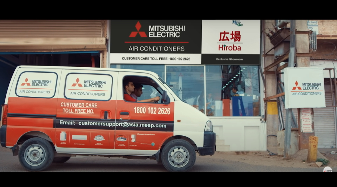 "Premium Quality Service In India : Air Conditioner ""GR-T Series"" | Mitsubishi Electric"