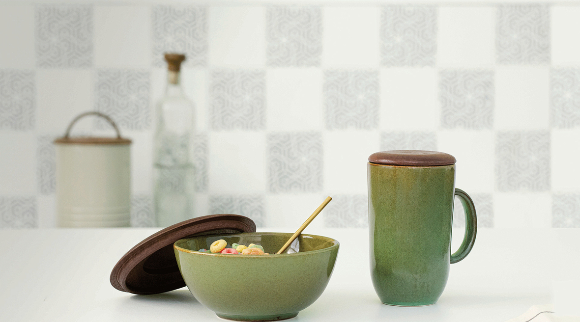 Ellementry unveils a new tableware collection – Rustic Sage