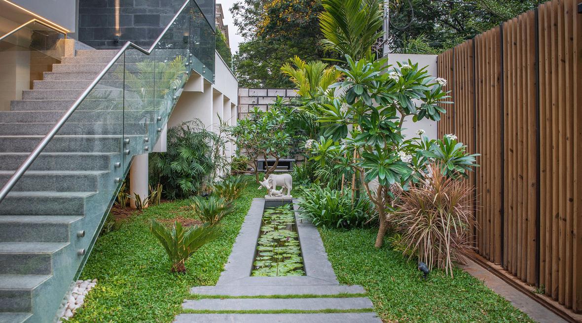 House of Tropics by Rohit Suraj