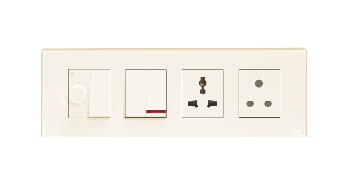ABB launches anti-bacterial switches and sockets to keep surroundings safe