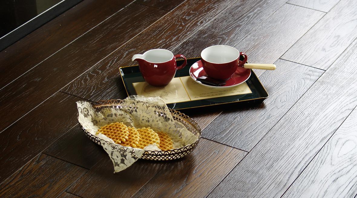 Solidwood flooring by Span Floors