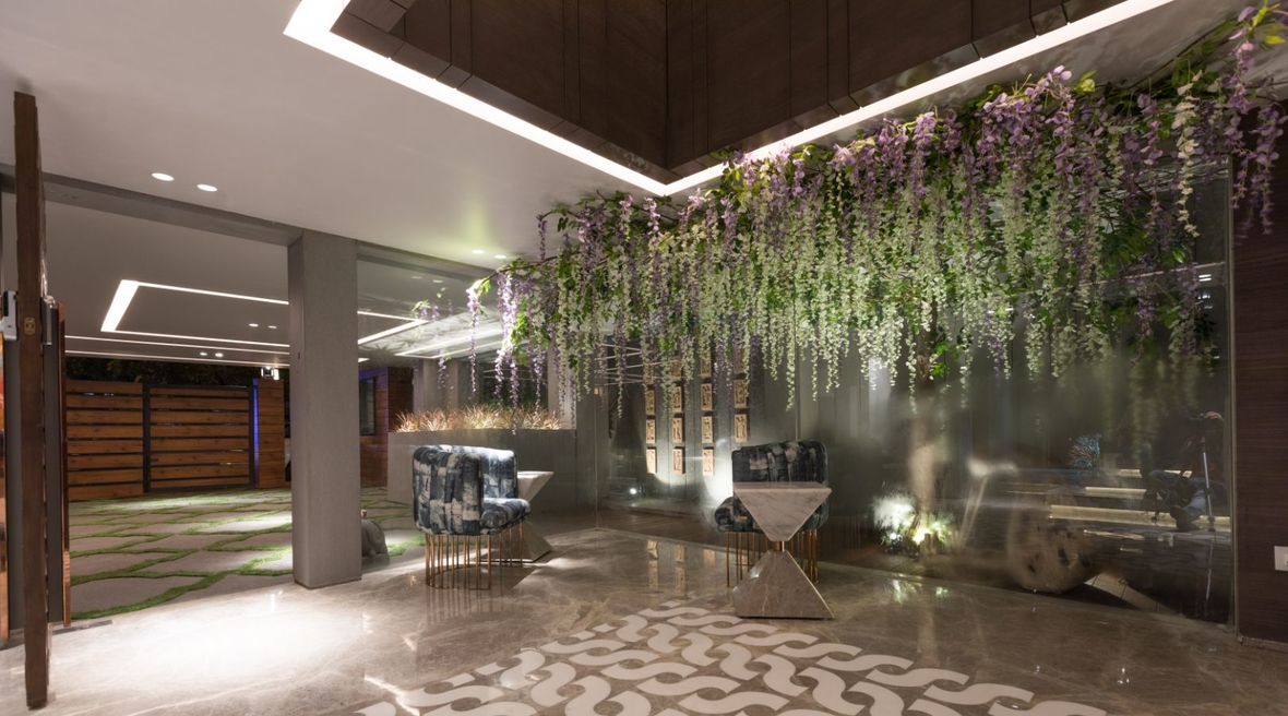 Essentia Environments designs a 400 square yards residence in Delhi