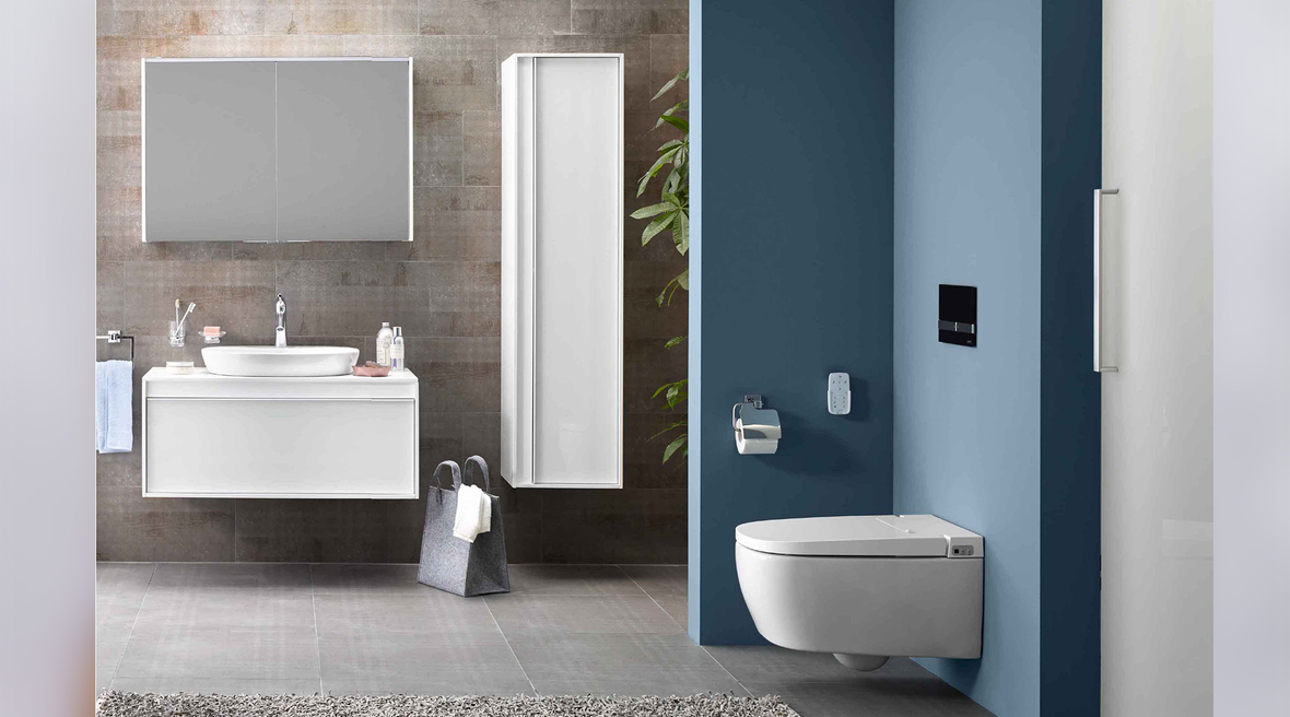 Experience luxurious hygiene with the VitrA V-Care Smart Toilet