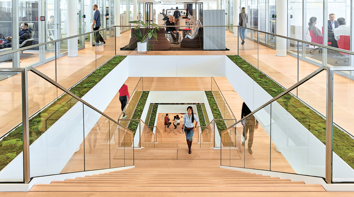 Steelcase to be carbon negative by 2030
