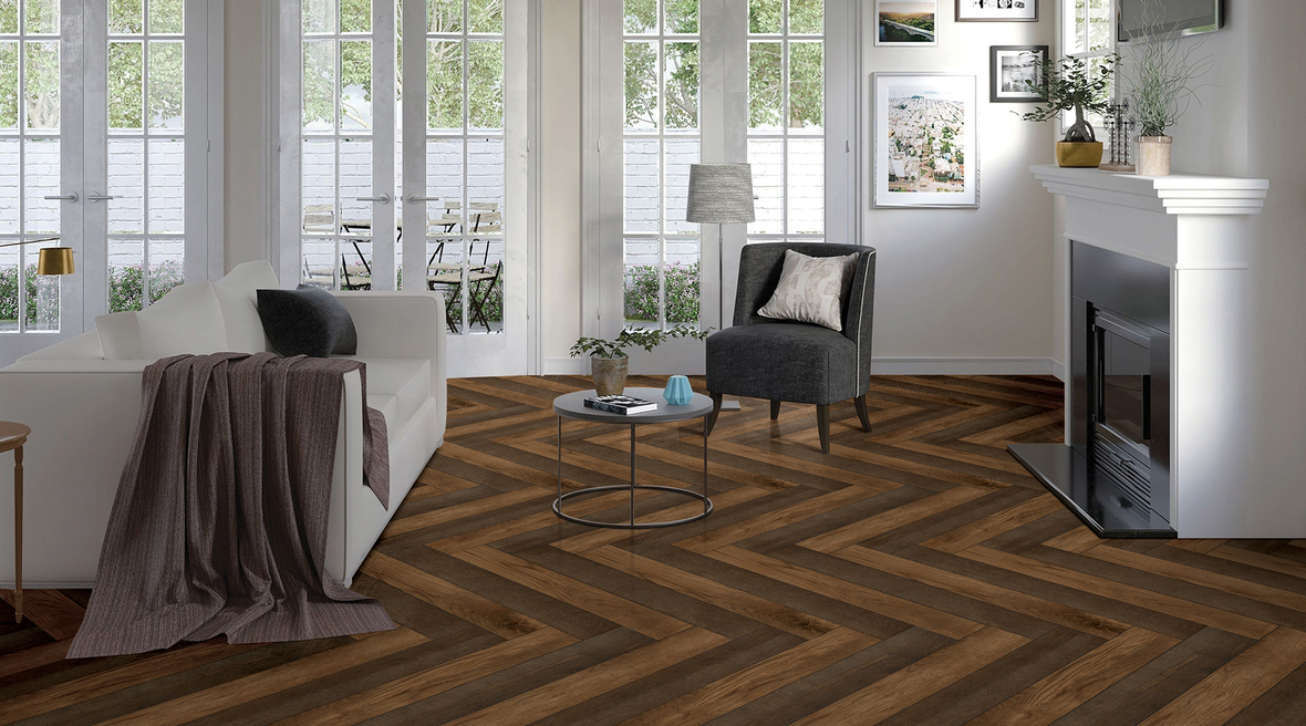 Orientbell Tiles launches a new range of plank tiles