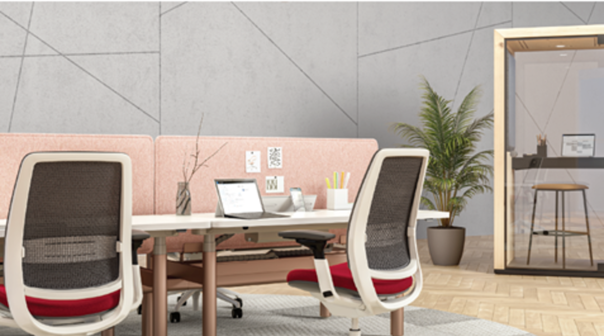 Steelcase introduces Series 2 seating with Air LiveBack technology