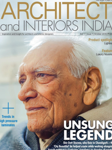 Architect and Interiors India October 2019