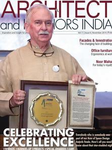 Architect and Interiors India November 2019