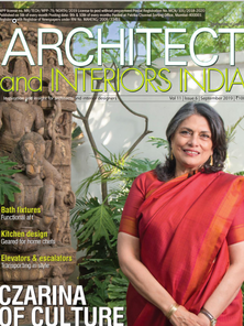 Architect and Interiors India September 2019