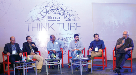 Think Turf, Guwahati,  discusses the values of architecture, business practices and ethical expertise