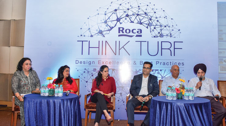 Roca's Think Turf series in Chandigarh saw conversations on architecture practice