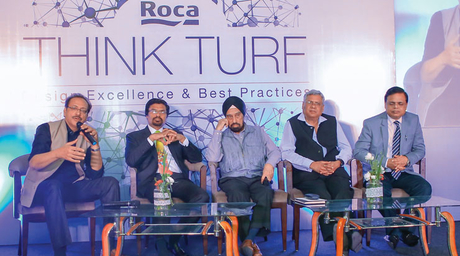 Think Turf, Lucknow, highlights the perspective of working professionals