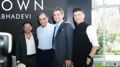 Real estate developer Rustomjee launches an uber luxury project in Prabhadevi, Mumbai