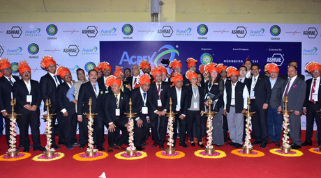 ACREX India 2019, the 20th edition of South Asia's largest HVAC&R event, opens in Mumbai