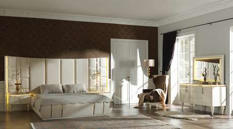Product and space designers are paying a great deal of attention to bedrooms