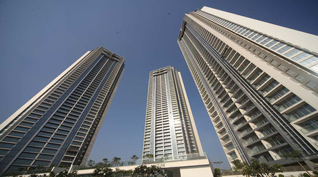 Oberoi Realty's luxury apartments at Oberoi Garden City in Mumbai are ready to move in