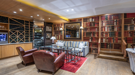 DesignEX, founded by Smriti Sawhney designs an exclusive club, 'Home' in South Delhi