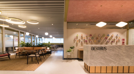 Dextrus, a unique shared working space in Mumbai, completes one year this month