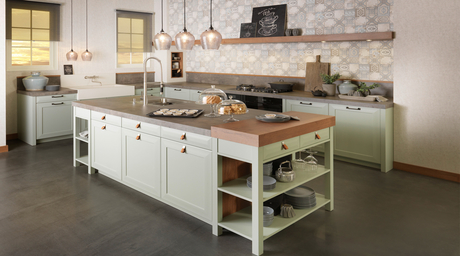 CJ Living launches Chalet kitchen by Rational, Germany