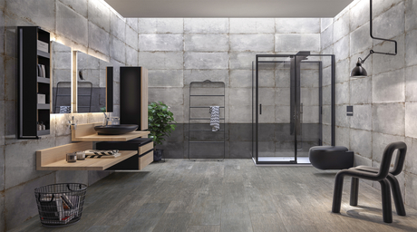 Contemporary bathrooms in India get smart with the latest technology and materials
