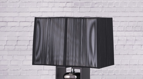 The WhiteTeak Company launches Black Colour Table Lamp Collection in India