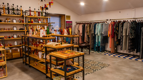 Market at BARO, based at Lower Parel in Mumbai, is a celebration of beauty and design