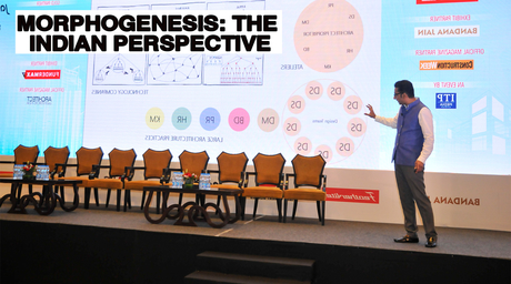 Manit Rastogi shares his story on Morphogenesis