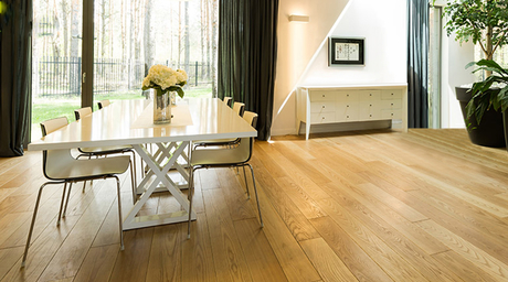 Why is Hybrid Engineered Flooring a good choice for residences in India?