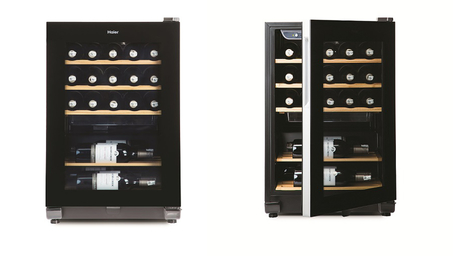 Weekend cheer! Haier introduces Single Cabinet Wine Cellar to preserve wines at different temperatures
