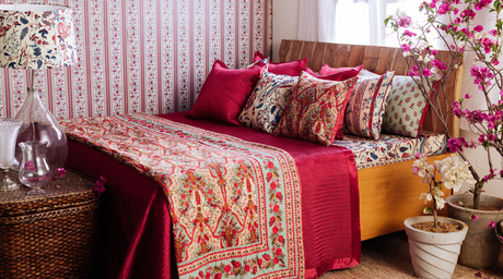 Iconic fashion designer Ritu Kumar introduces her debut Home collection