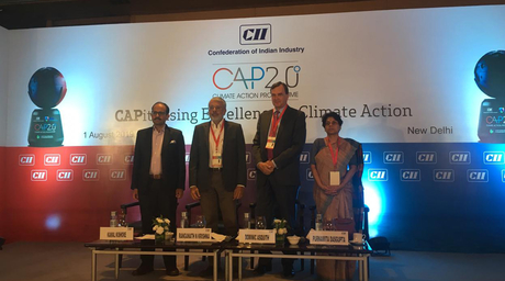 Grundfos India promotes the need for climate-resilient infrastructure