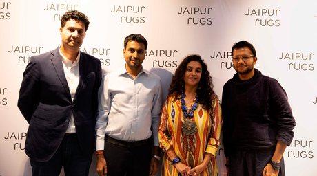 Jaipur Rugs hosted a panel discussion on Conscious Luxury at their store in Mumbai