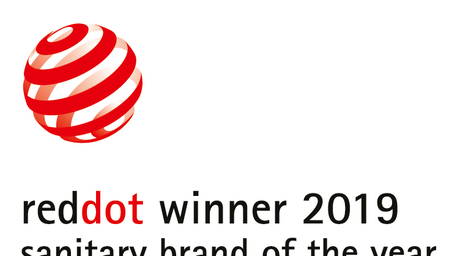 Excellently designed brand communication wins GROHE the 'Red Dot: Brand of the Year'