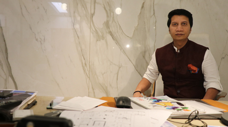 Architect Love Choudhary enjoys the process of creation more than the final outcome