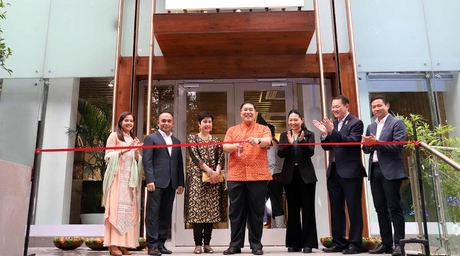 MQDC enters India Market with 'Whizdom Club' in New Delhi