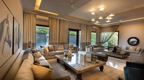 Gurugram-based Essentia Environments unveils luxury living room