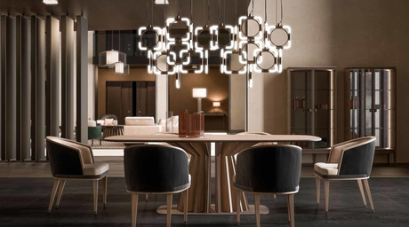 Light up your spaces with bespoke lights collection by Cipriani Homood