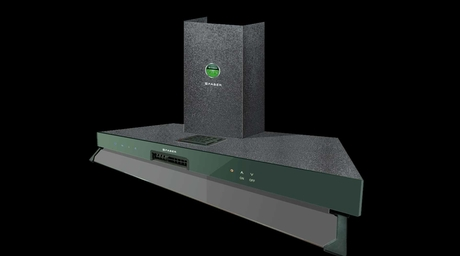 Faber launches 'world's only' 3 in 1 Aerostation Hood