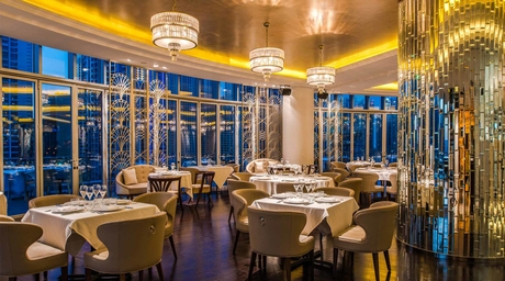 Sans Souci decorates premium restaurant in Dubai