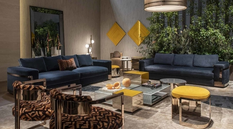 Fendi Casa launches luxurious living-room ensembles in India