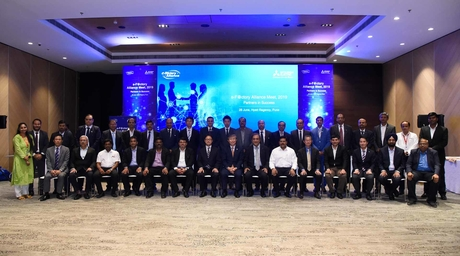 Mitsubishi Electric India hosts its first 'e-F@ctory Alliance Meet' in Pune