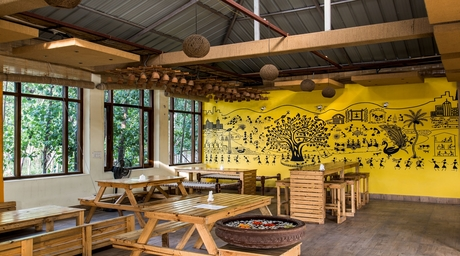 EnRoot Amroha serves as a sweet escape from the city's chaos