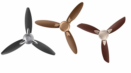 Usha Bloom Series fans – a flower for every ceiling